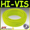 "8mm 5/16"" Reinforced HI-VIS PVC Braided Air Water Hose"